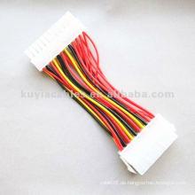 20-polige Stecker auf 24-polige Buchse Kabel ATX Netzkabel
