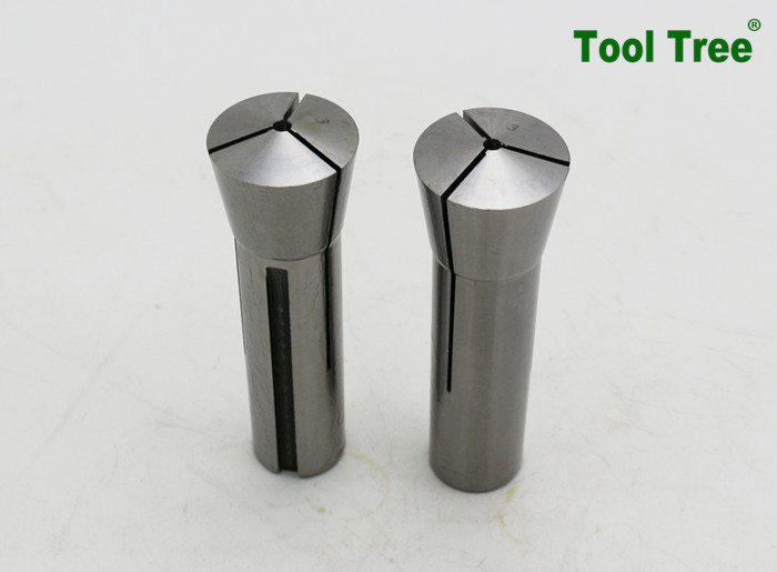 CNC machine parts R8 collet