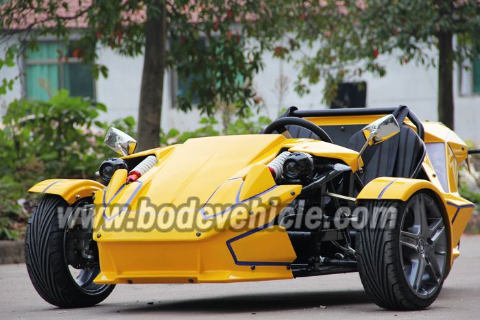 ZTR TRIKE 250 CC ROAD LEGAL
