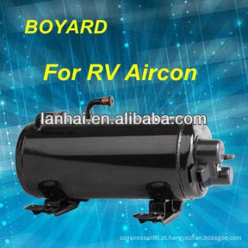 Caminhão Sleeper ar condicionado Caravan acessórios refrigeração Compressor Kit de sistema de ar condicionado para carros