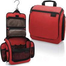 Wholesale Custom Design Elegant Make Up Bag Hanging Travel  Cosmetic Storage Bag For Men and Women