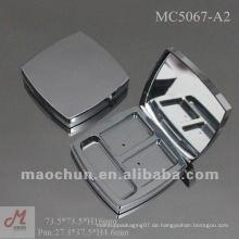 MC5067-A2 zweifarbige quadratische Lidschattenbehälter