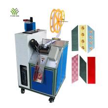 Máquina de corte ultrassônico para formato em V / formato redondo
