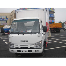 Isuzu Newly 10t 28cbm Seafood Refrigerated Truck for Sale