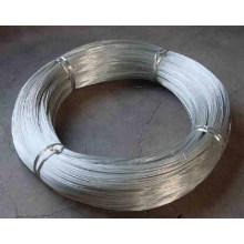 Fábrica directa que vende alambre galvanizado / alambre obligatorio del gi