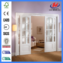 *JHK-Internal French Doors White Single Interior French Door Sliding Glass French Doors