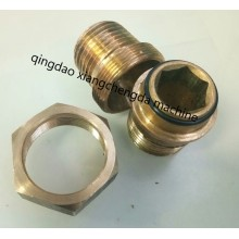 Equal  3-piece Adaptor Male BSPT Thread Fitting