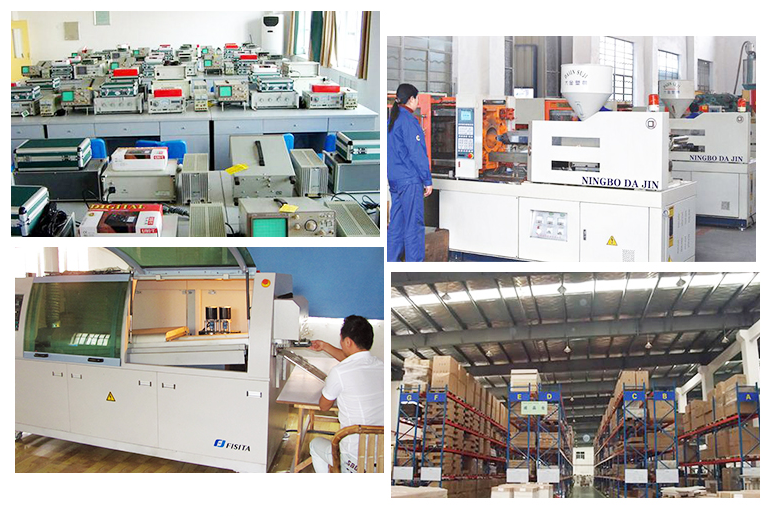 Distribution box Wall Manufacturer