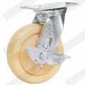 Roulette pivotante robuste en PP (G4101D)
