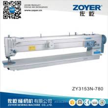 Máquina de coser de Zig-Zag Zoyer largo brazo (ZY 3153N-780)