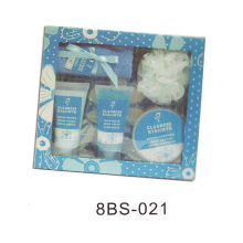 Bubble Bath Gift Set , 100g Cattle Ointment With Blue Box #8bs-021