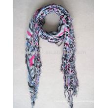 Fashion viscose square shawls sale