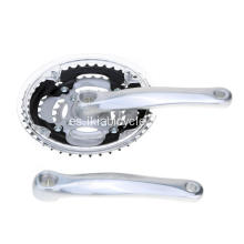Steel Single Speed ​​Chainwheel and Bike Crank