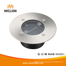3V 0.1W Ni-MH IP65 Solarbeleuchtung mit CE