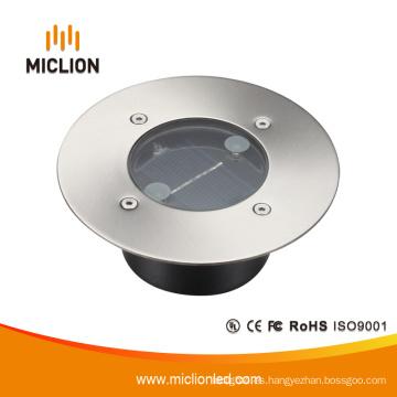 3V 0.1W Ni-MH IP65 LED Luz Solar con CE