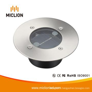 Lumière solaire LED 3V 0.1W Ni-MH IP65 avec CE
