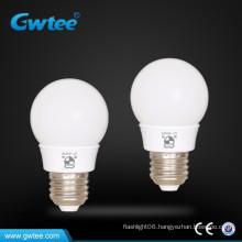 Little cheap fashion style LED glass bulb light