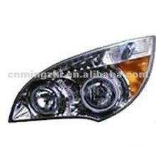 BUS HEAD LAMP WITH LED EYEBROW HC-B-1398