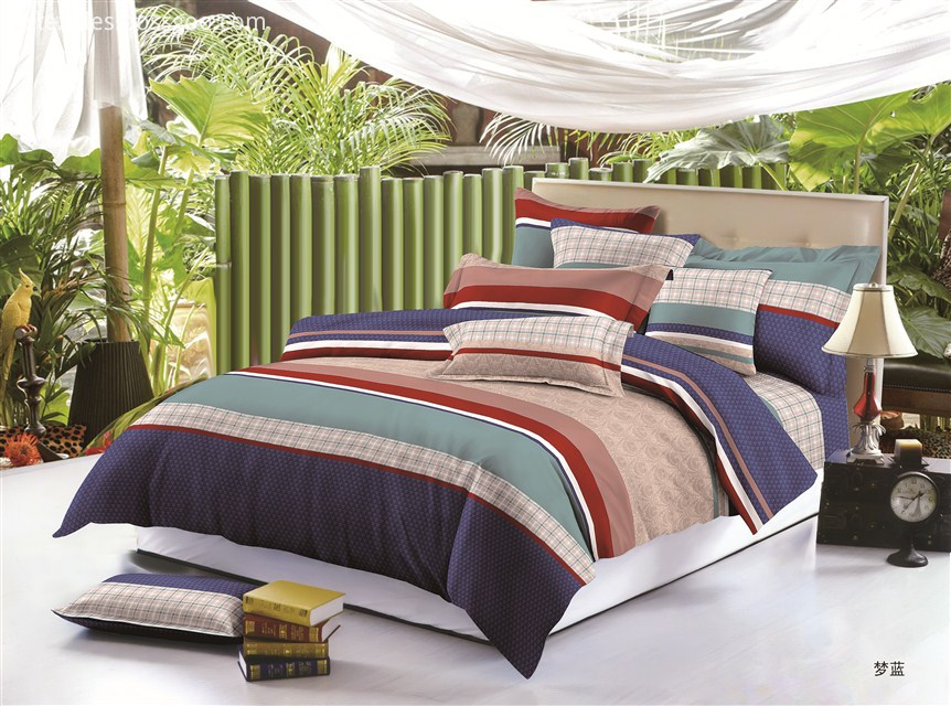 Microfibre Printed Bedding Sets