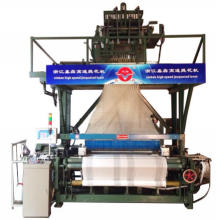 high speed flexible jacquard rapier looms