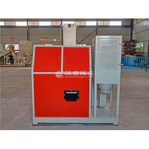 Machine de recyclage de fil de ferraille