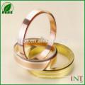precious metal alloy silver inlay brass strip