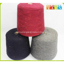 Unique Style Wolle und Acryl Blended Garn zum Stricken Schal