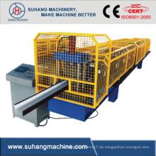 Vollautomatische Regenwasser-Dachrinnenformmaschine