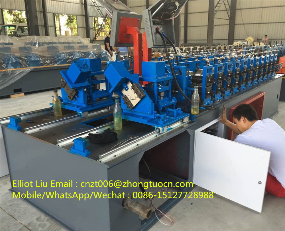 Ceiling system roll forming machine  (3)