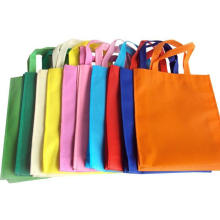 Bolso de compras barato no tejido promocional reutilizable