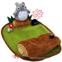 Plush Cartoon Animal OEM Mousepad