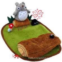 Animal Mousepad dos desenhos animados do luxu