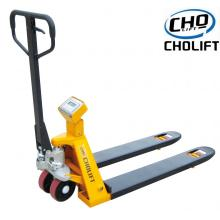 OEM/ODM for Scale Pallet Truck 2T Manual Scale Pallet Truck Without printer export to Canada Suppliers