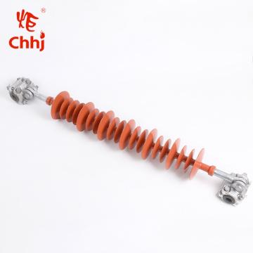 Customized Long Rod Suspension Composite Insulator 33KV