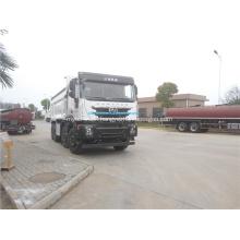 IVECO 390horsepower  8×4 dump truck