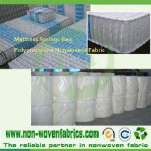 Spunbond Vliesstoff für Matratzenbezugsstoff