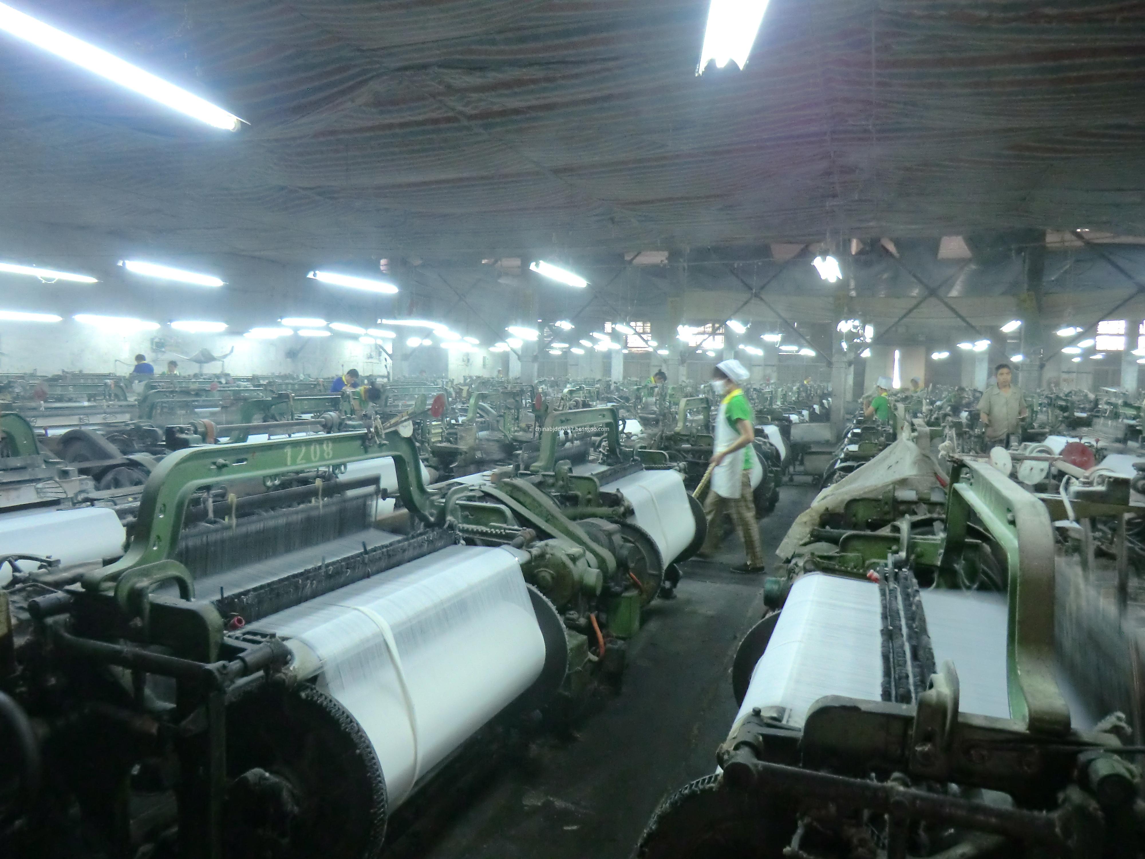 "CVC 60/40 110x76 58"" plain dyed fabrics"