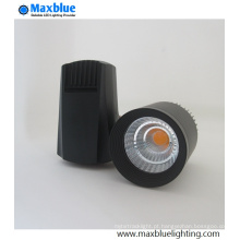 90ra CREE Epistar Cidadão COB LED Track Light Spot Luminaire