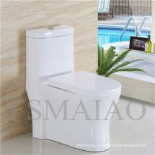 Высокое Качество Чаочжоу Сантехника Siphonic Один Туалет Части (8105)