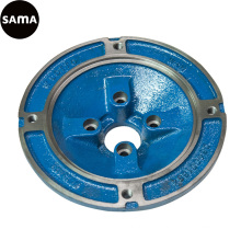 Resin Sand Ductile, Grey Iron Casting for Flange