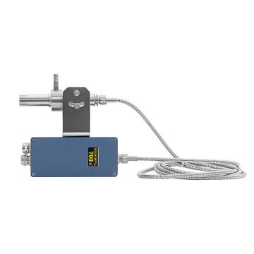 Pirômetro IR de tratamento térmico industrial de aço metalurgia