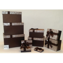 Wholesale diverses formes coffrets d'emballage de chocolat