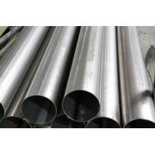 Tubo soldado de acero inoxidable ASTM A249