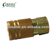 Professional quick connect high quality copper fitting dimensions