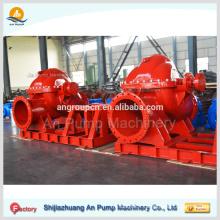 Eau d'irrigation centrifuge horizontale
