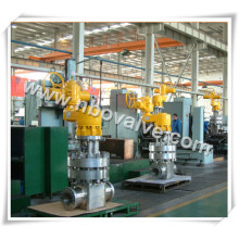Forged Steel Gate Valve (NPT, SW, RF)