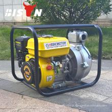 BISON China New Classic Brand Bomba de água de alta pressão de 2 polegadas para irrigação Tempo de execução prolongada