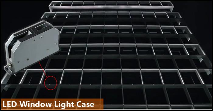 window light led fixture