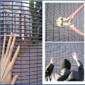 Anti Climb Airport Fencing For Prision