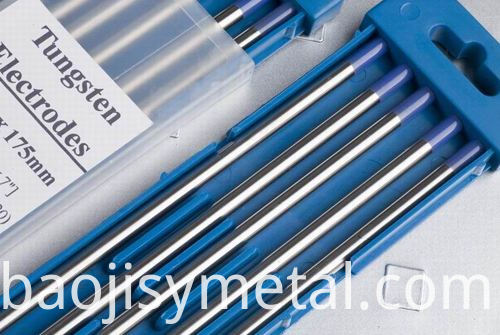 tungsten wolfram electrodes for Welding3